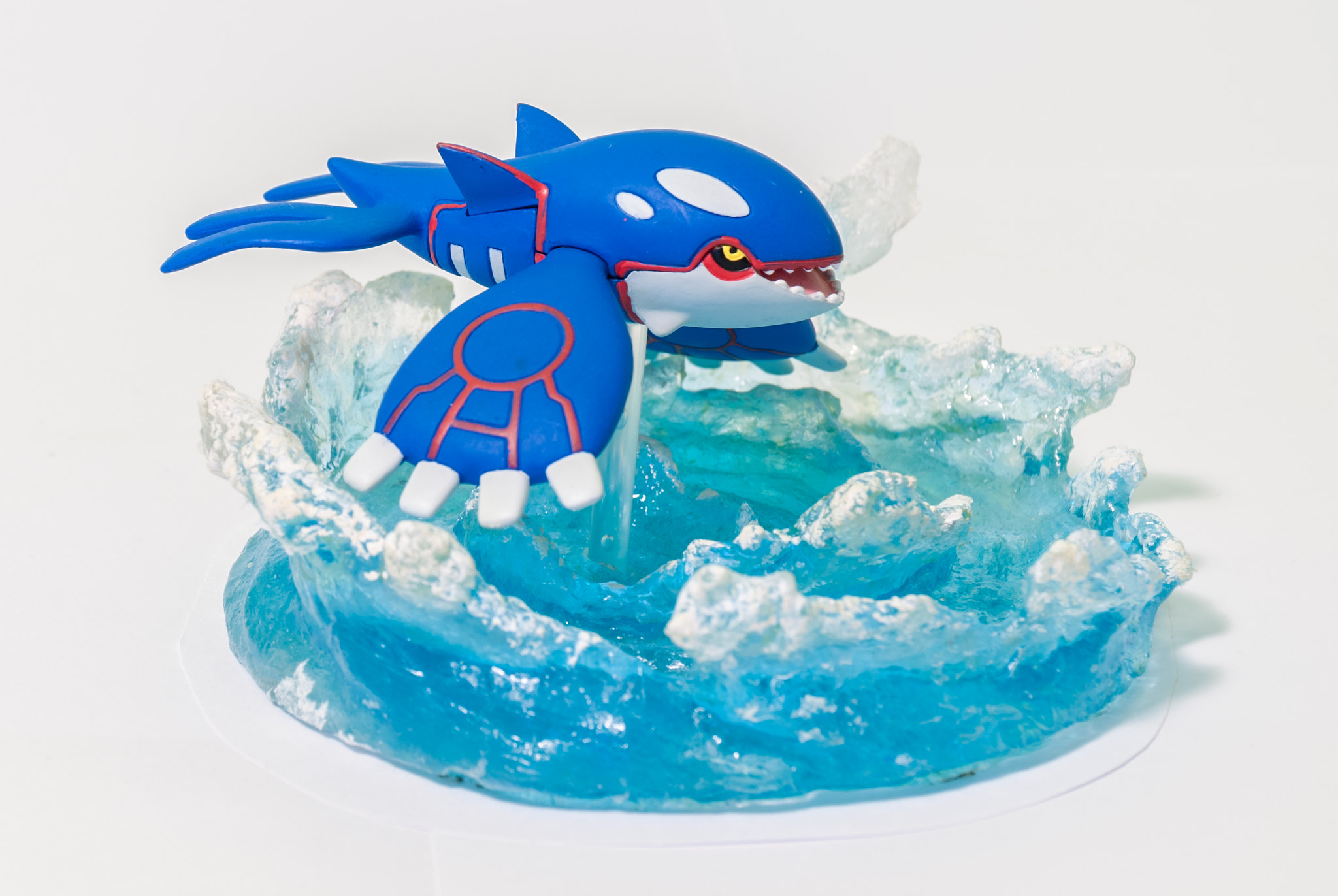 Sticky base for Kyogre