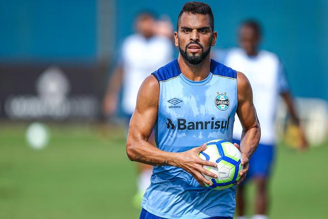 Treino Grêmio 04/05/19