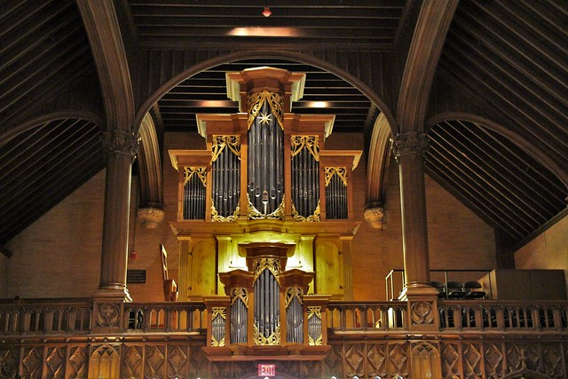Houghton Chapel Wellesley College - Wellesley, Massachusetts