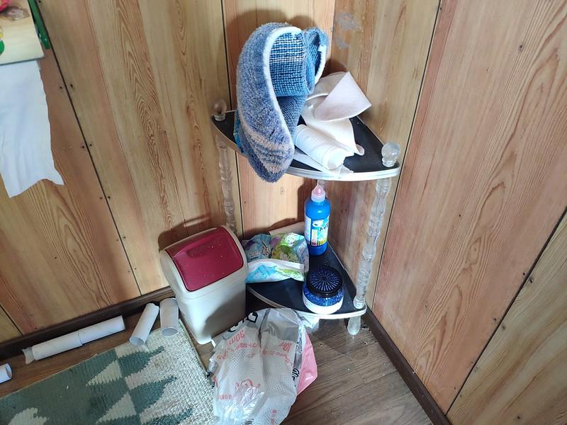 入居時のトイレ (3)