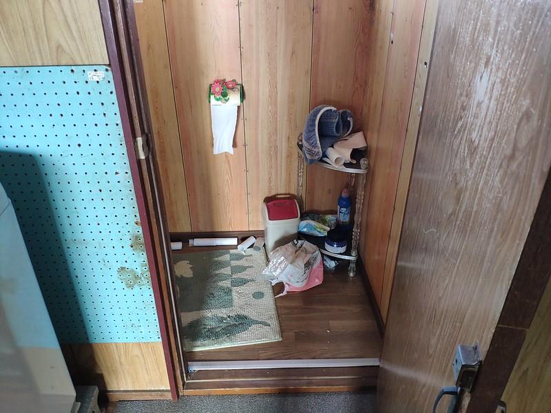 入居時のトイレ (1)
