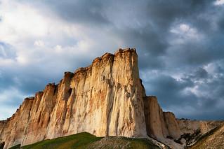 Белая скала   by VIGURSKIJ