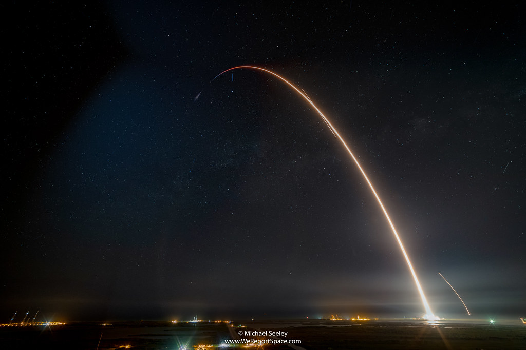 CRS-17 by SpaceX