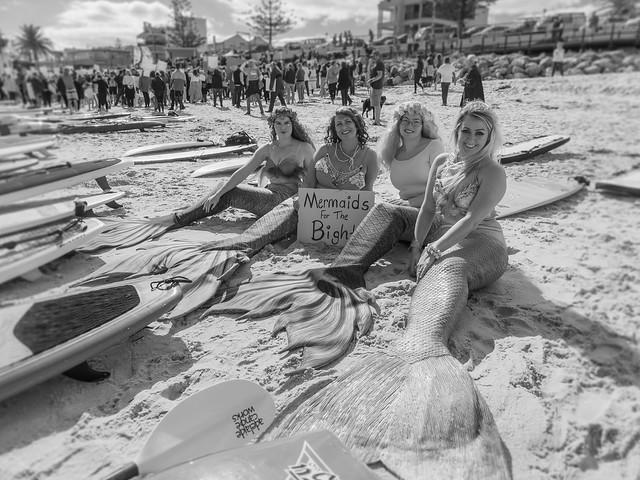 hands across the sand 2019 - brighton beach - 5051673