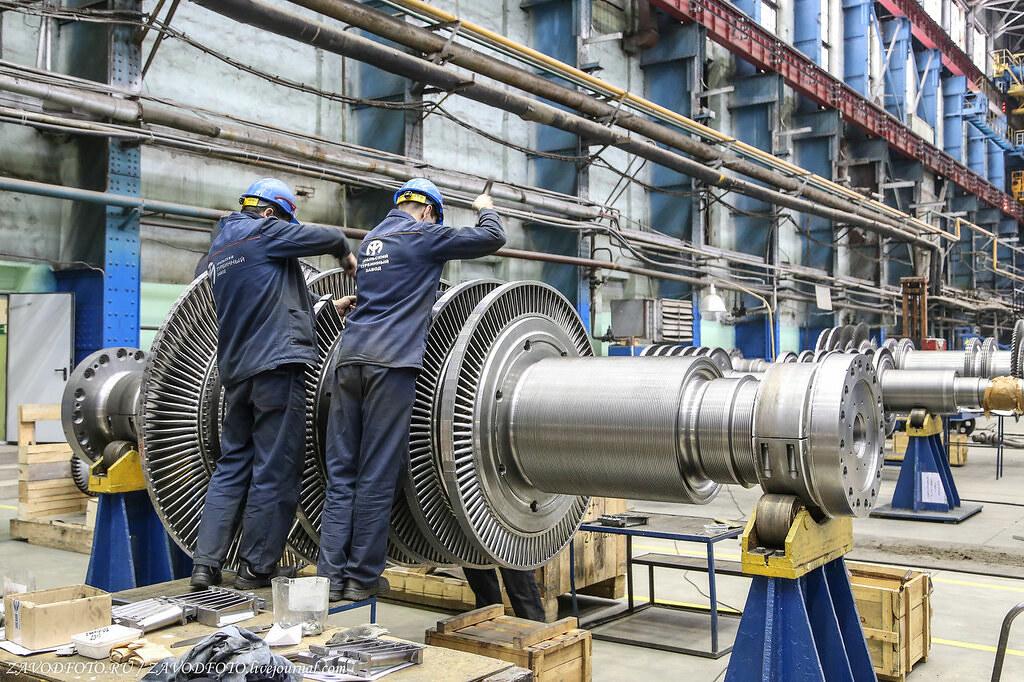 Великие заводы России: Уральский турбинный завод
