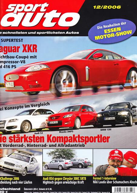 sport auto 12/2006