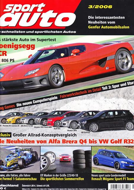 sport auto 3/2006