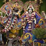 ISKCON Ujjain Deity Darshan 05 May 2019