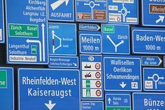 Trova la tua strada, Museo svizzero dei trasporti, Lucerna.