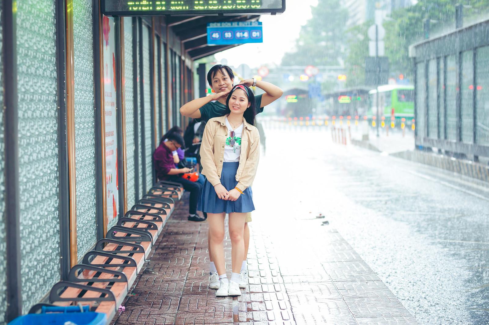40813683663 85c4816dca h - Chụp hình cưới tại bến xe buýt Hàm Nghi, Quận 1