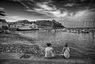 Belle Ile en Mer - Le Palais - port -Canon FD 24mm ssc 2.8 _DSC0861_DxO - resize
