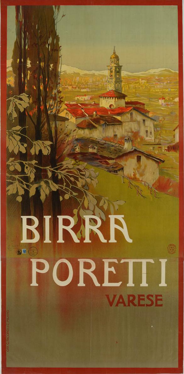 Birra-Poretti-Varese