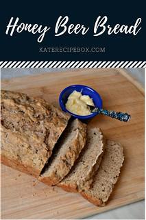 Honey Beer Bread | by katesrecipebox