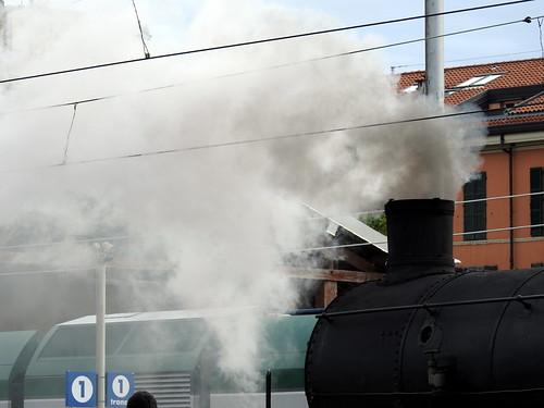 Lecco - Stazione - Treno Storico