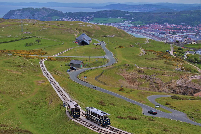 Great Orme Tramway 6 & 7