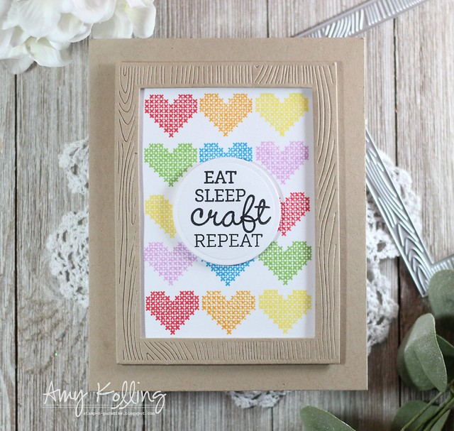 Eat Sleep Craft