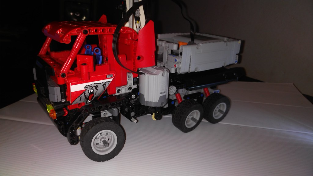 Lego Technic 8273