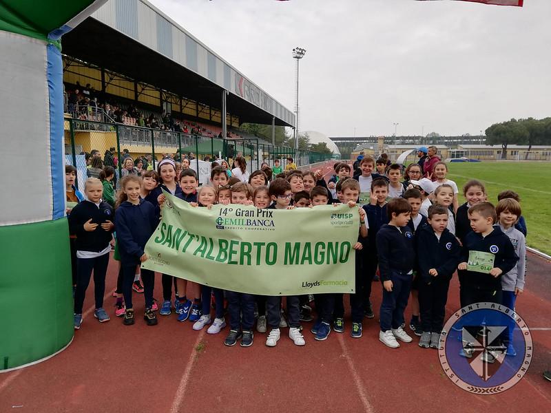 Giornata di sport al Centro Sportivo Arcoveggio