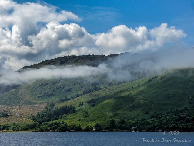 Schottland am Loch Ness