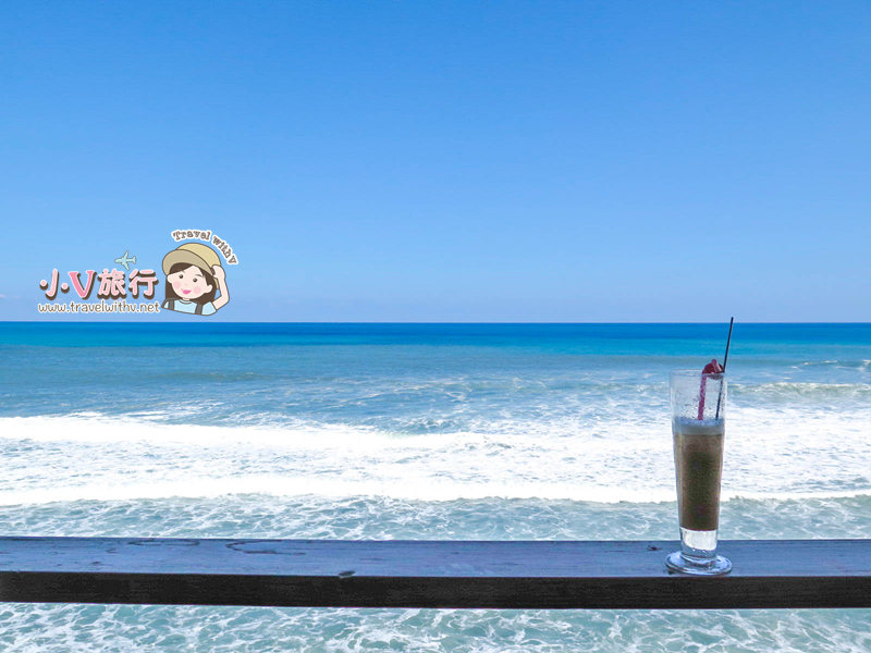 花蓮來去海邊玉石咖啡民宿