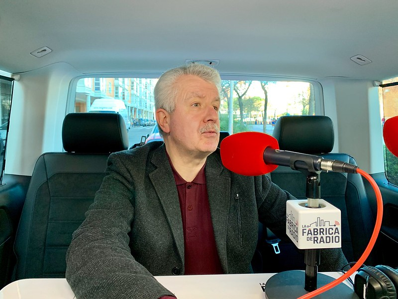 Foto 2019 05 06 Gorka Zumeta La Fabrica de Radio