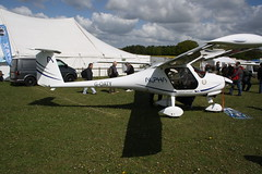 G-OATY Pipistrel Alpha Trainer [AT1640002] Popham 040519