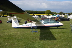 G-DCXV Yorkshire Sailplanes YS-53 [03] Popham 040519
