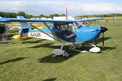 G-CLDT Aeropro Eurofox 3K [56019] Popham 040519
