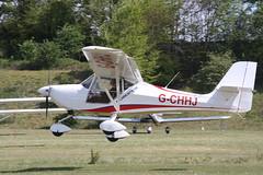 G-CHHJ Aeropro Eurofox [BMAA HB 625] Popham 040519