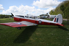 G-BXGP (WZ882) de Havilland Canada DHC-1 [C1 0927] Popham 040519