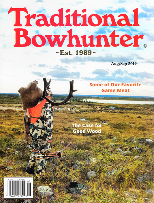 TRADITIONAL BOWHUNTER MAGAZINE - Page 2 40823629643_68ce46398c_o