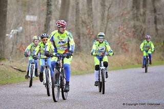 Mountainbike training jeugd 2013