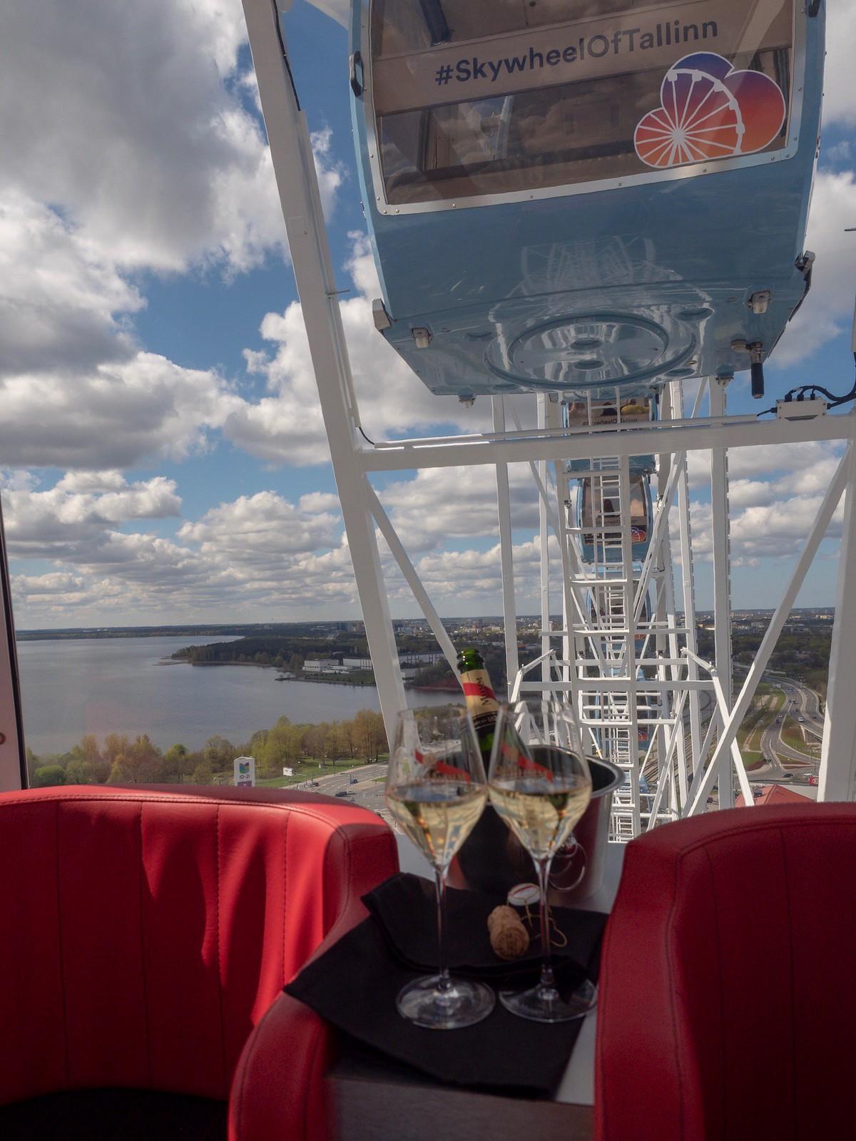 Skywheel of Tallinn