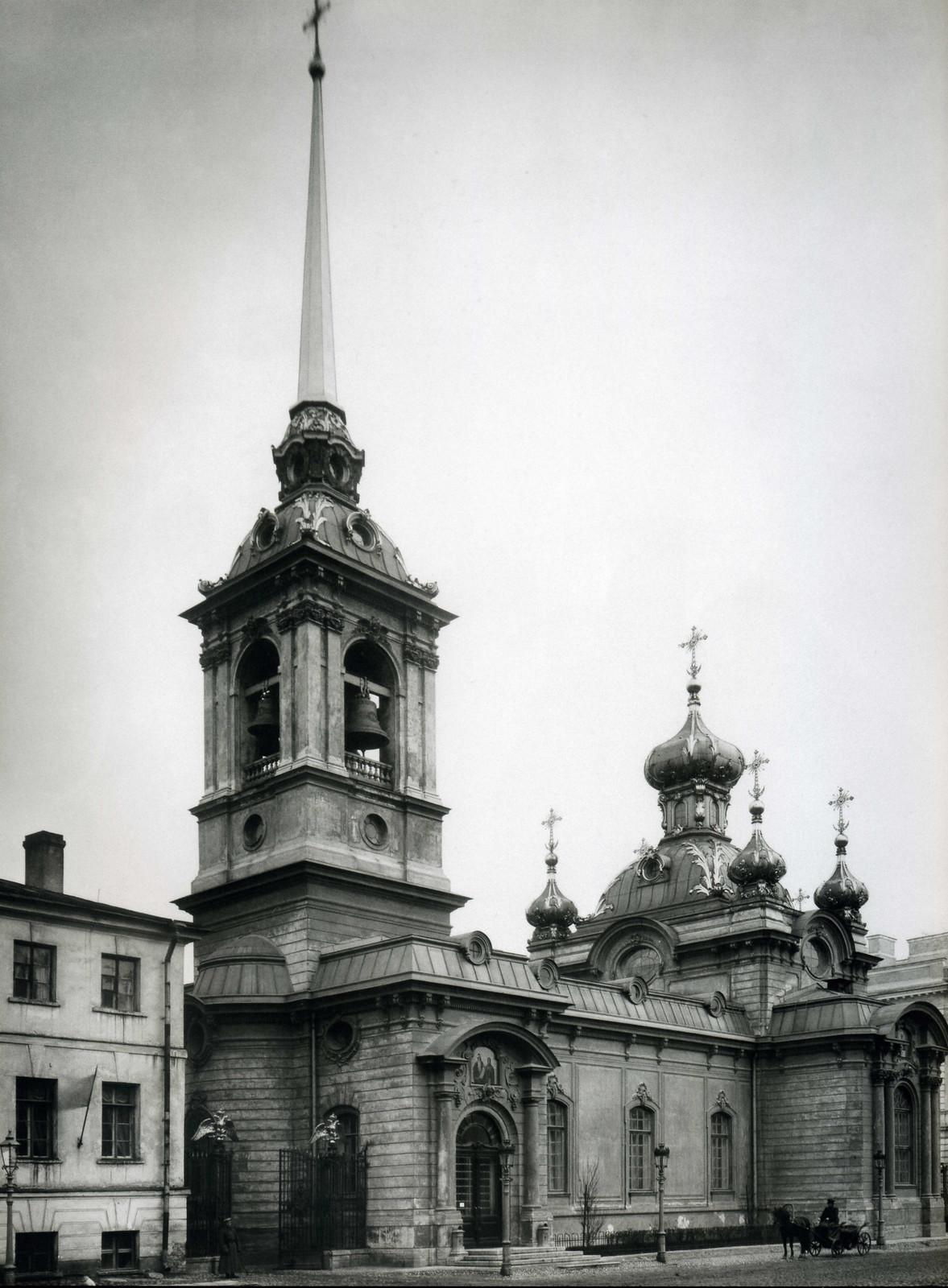 Церковь свв. праведных Захарии и Елизаветы лейб-гвардии Кавалергардского полка