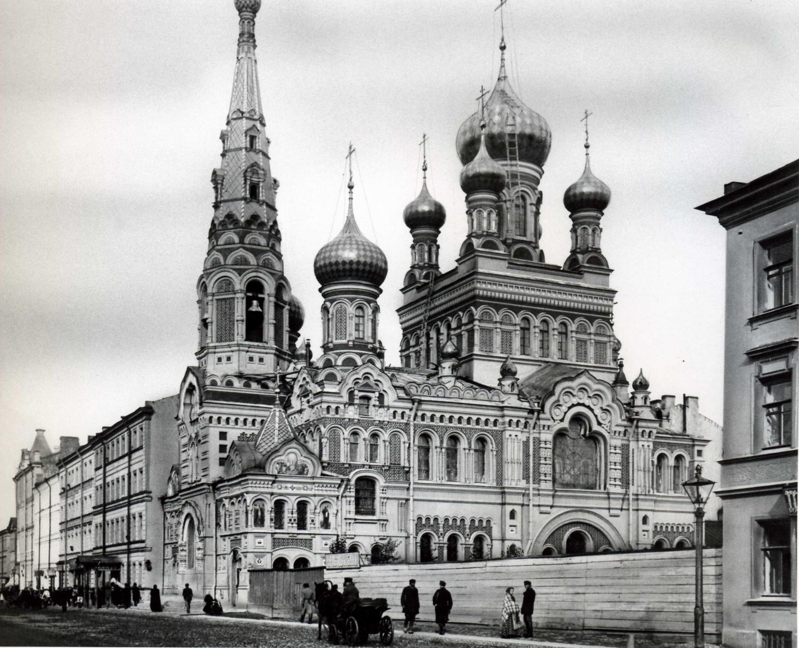 Церковь Покрова Пресвятой Богородицы Епархиального братства Пресвятой Богородицы