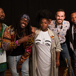 Mon, 06/05/2019 - 3:30pm - Tank and the Bangas Live in Studio A, 5.6.19 Photographer: Steven Ruggiero