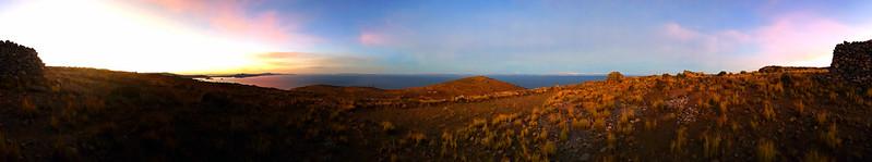 Île d'Amantaní, Lac Titicaca, Pérou