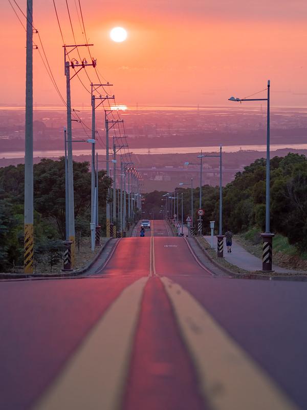 大肚藍色公路|Taichung
