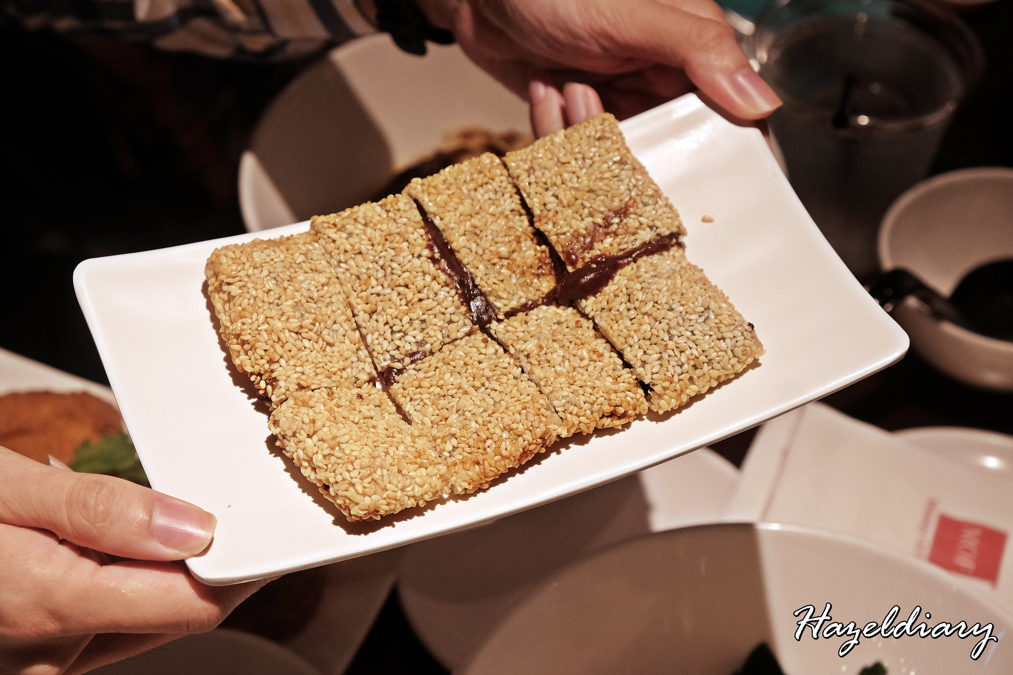 Ju Hao Taiwanese noodles Platform M-Redbean pancake