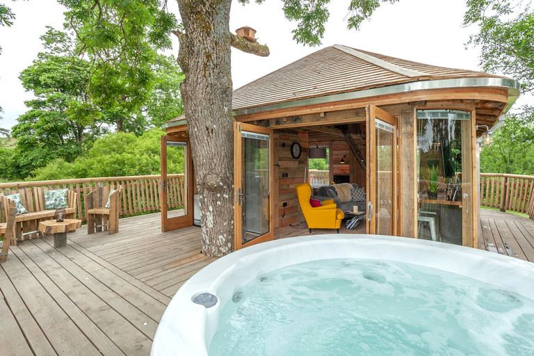 The development of Glamping Trends sees an increasing use of permanent structures such as treehouses within Glamping Spaces, along with safari tents, tepees, domes and yurts.