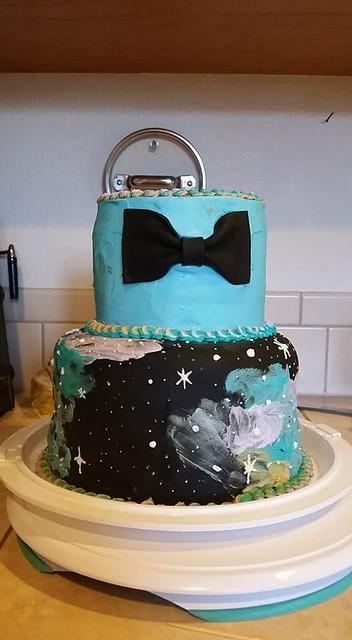 Cake by Virago Sweet Shoppe