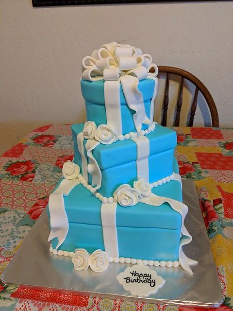 Cake by Kinnaman Cakes