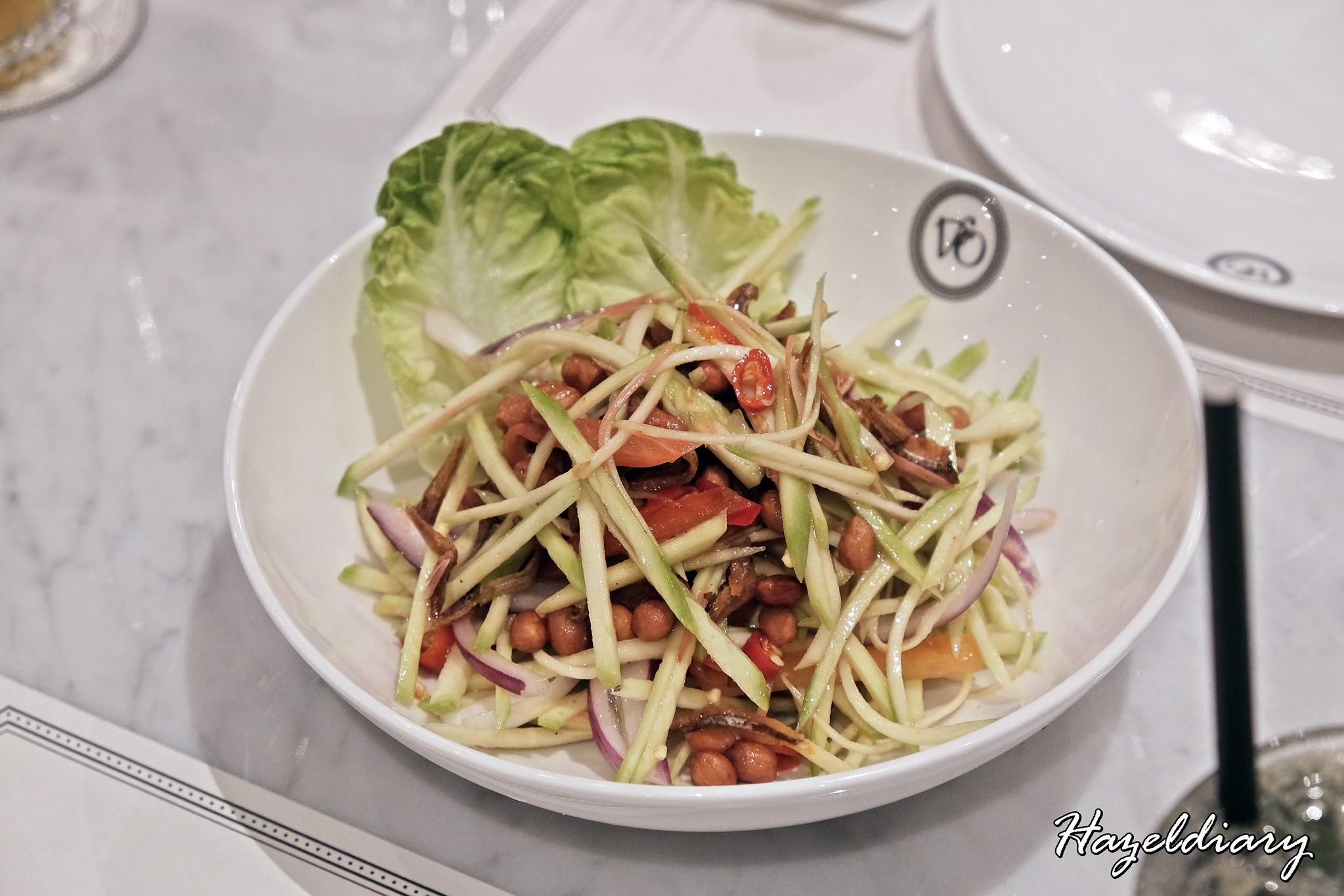 Violet Onn Jewel Changi Airport-Mango Salad
