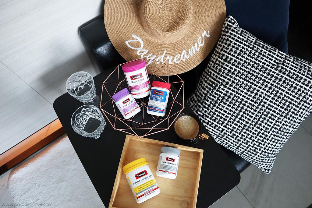 Swisse Health & Beauty Supplements