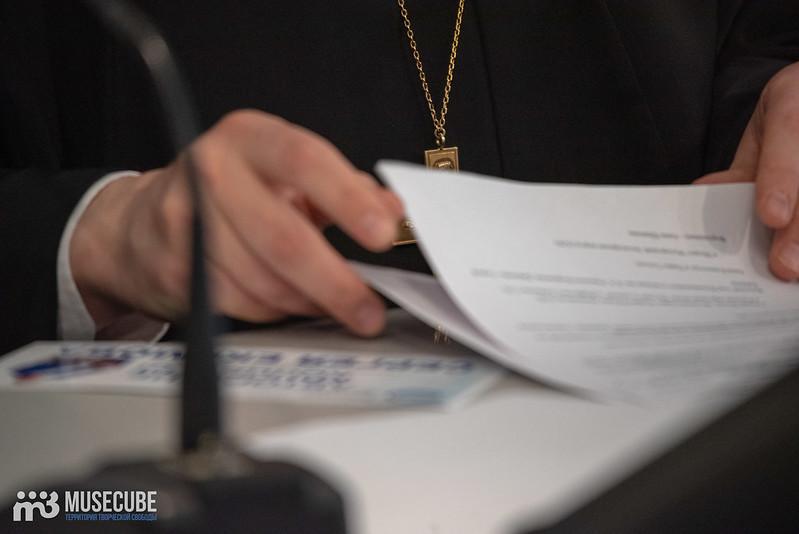 """Пресс-конференция в """"Интерфаксе"""", посвященная премьере на новой сцене Мариинского театра постановки """"Молодые святые. Сердце, открытое людя"""