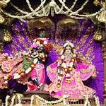 ISKCON Delhi Deity Darshan 07 May 2019