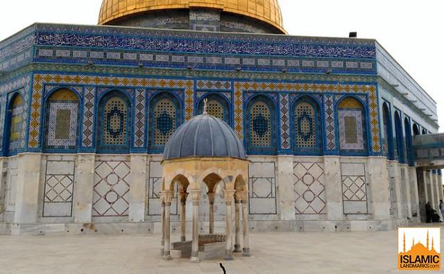 5131 12 historical landmarks inside Masjid al Aqsa 05