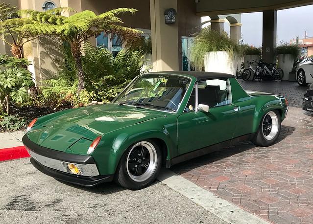 Porsche 914-6