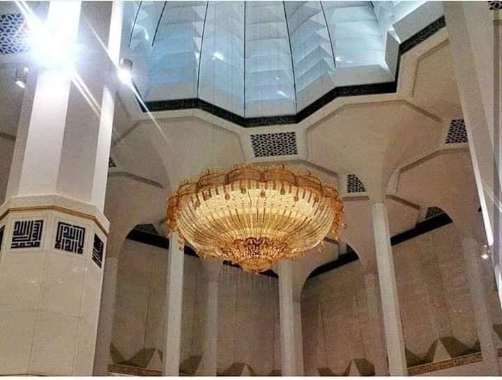 مشروع جامع الجزائر الأعظم: إعطاء إشارة إنطلاق أشغال الإنجاز - صفحة 22 40830915853_cf420f322a_b