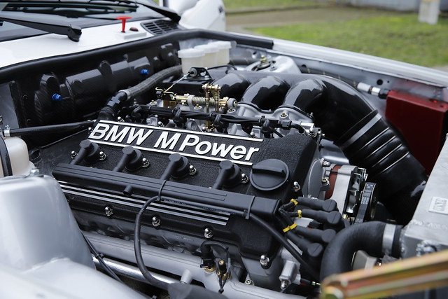 BMW E30 M3 Manuel Villa